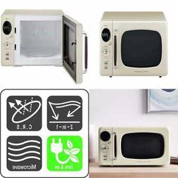 Daewoo KOR07R3ZEC 0.7 cu. ft 700W Retro Countertop Microwave