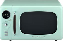 Daewoo KOR07R3ZEM: 0.7 Cu. ft Microwave - Mint Green