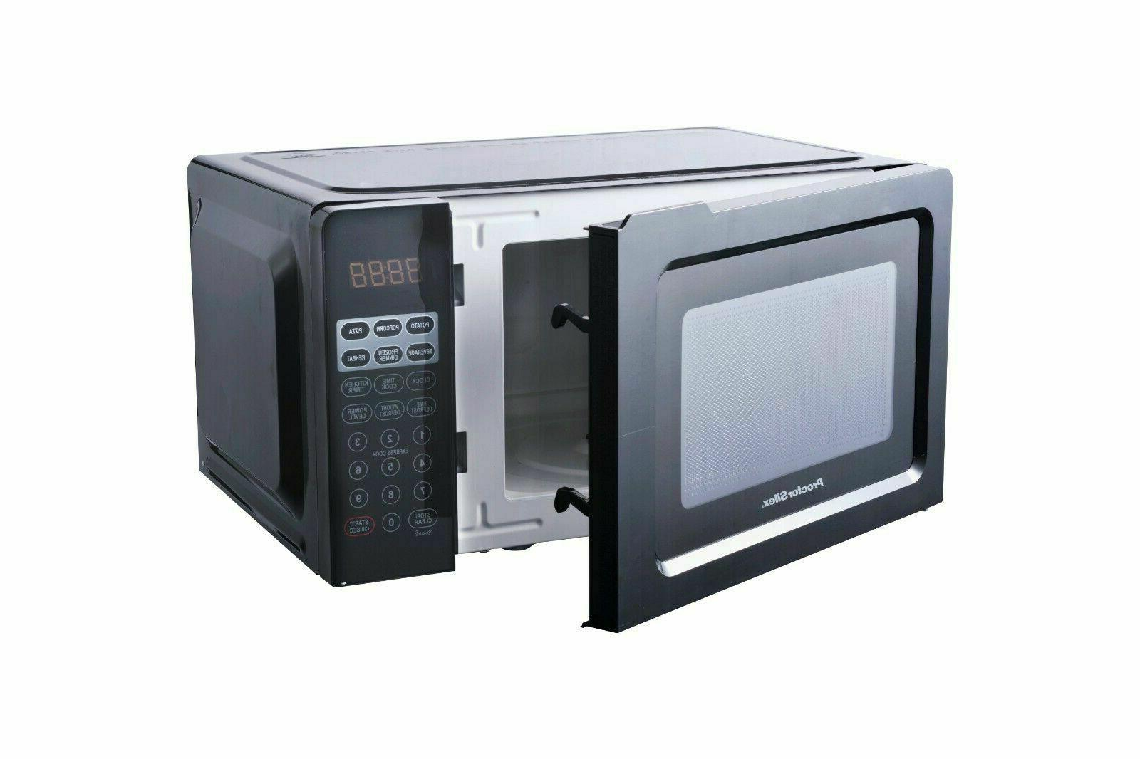 Proctor Cu.ft Black Digital Small Appliances