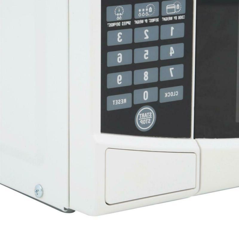0.7 cu. Microwave in