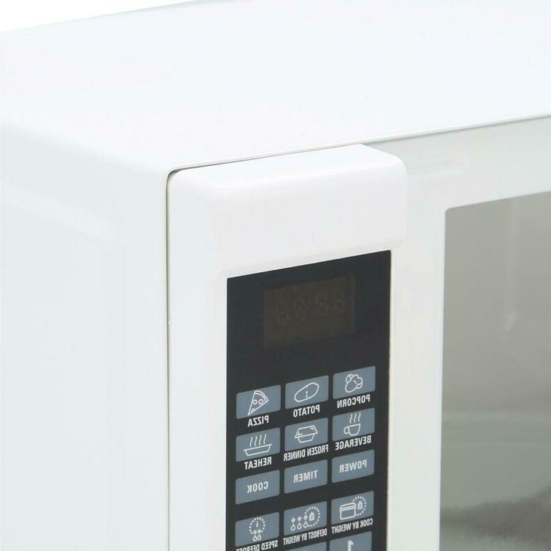 0.7 cu. ft. Microwave