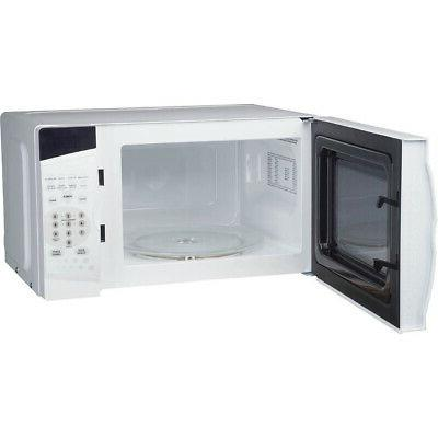Magic Chef 0.7 Ft. Microwave Oven White -