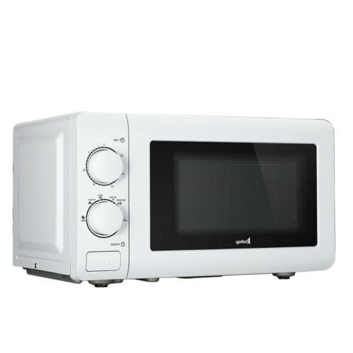 ZOKOP 0.7cuft Microwave Oven Small Appliances White