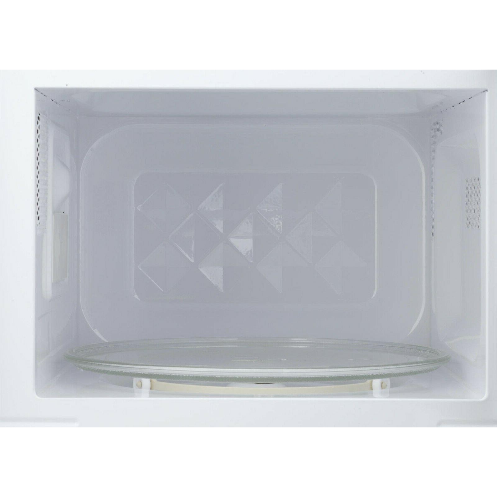 Kenmore Countertop Oven White Diamond Cavity Auto Defrost