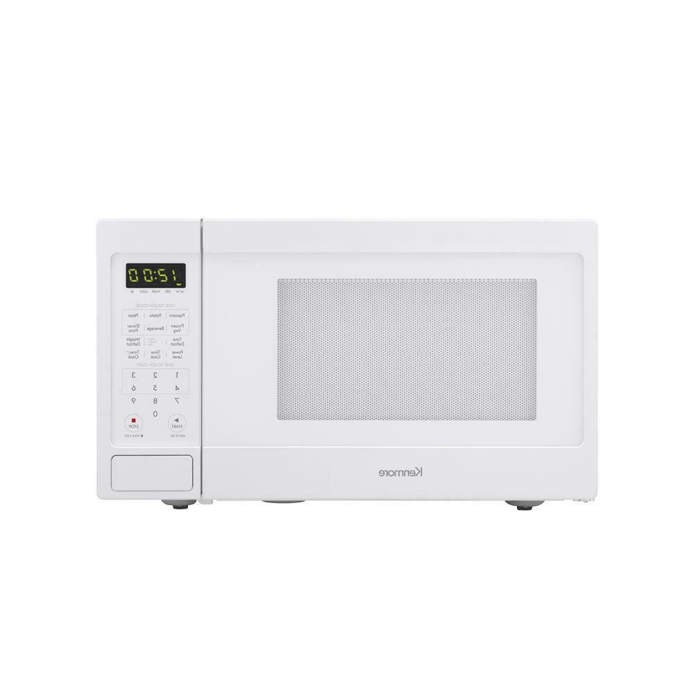 0 9 cu ft countertop microwave oven