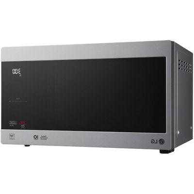 LG Cu. NeoChef Stainless Steel