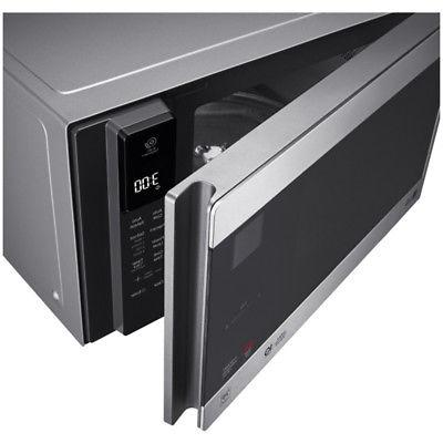 LG 0.9 NeoChef Microwave Stainless