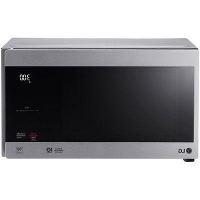 LG Cu. NeoChef Stainless -