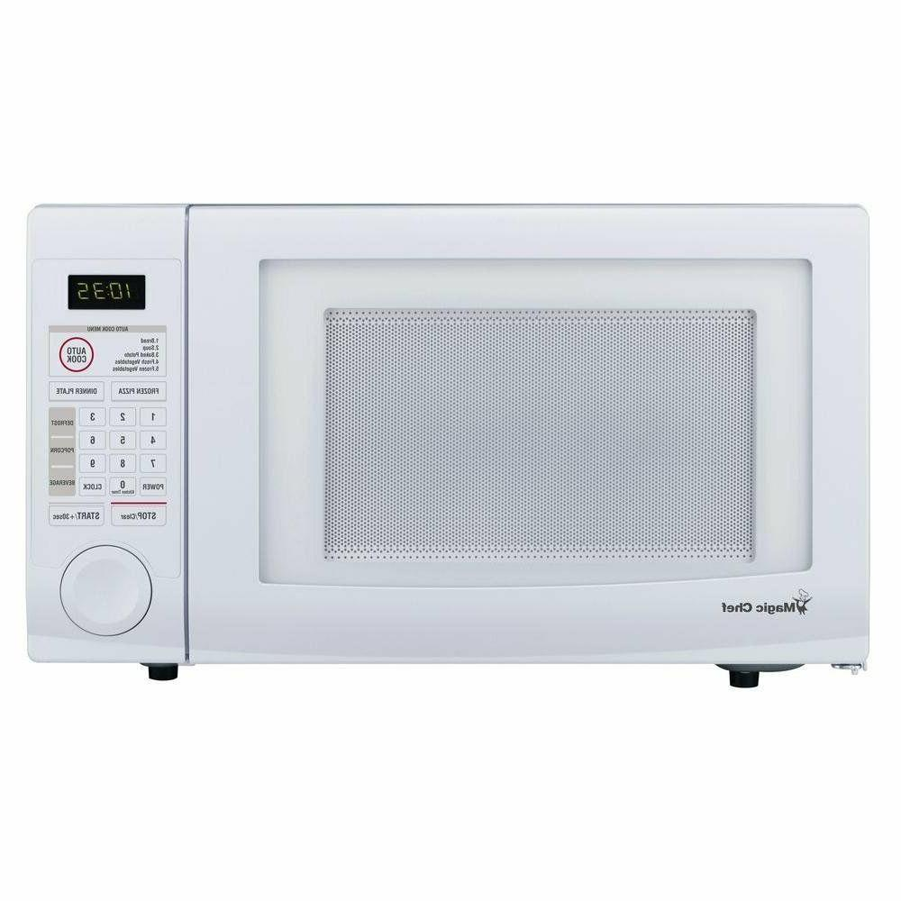 1 1 cu ft countertop microwave in