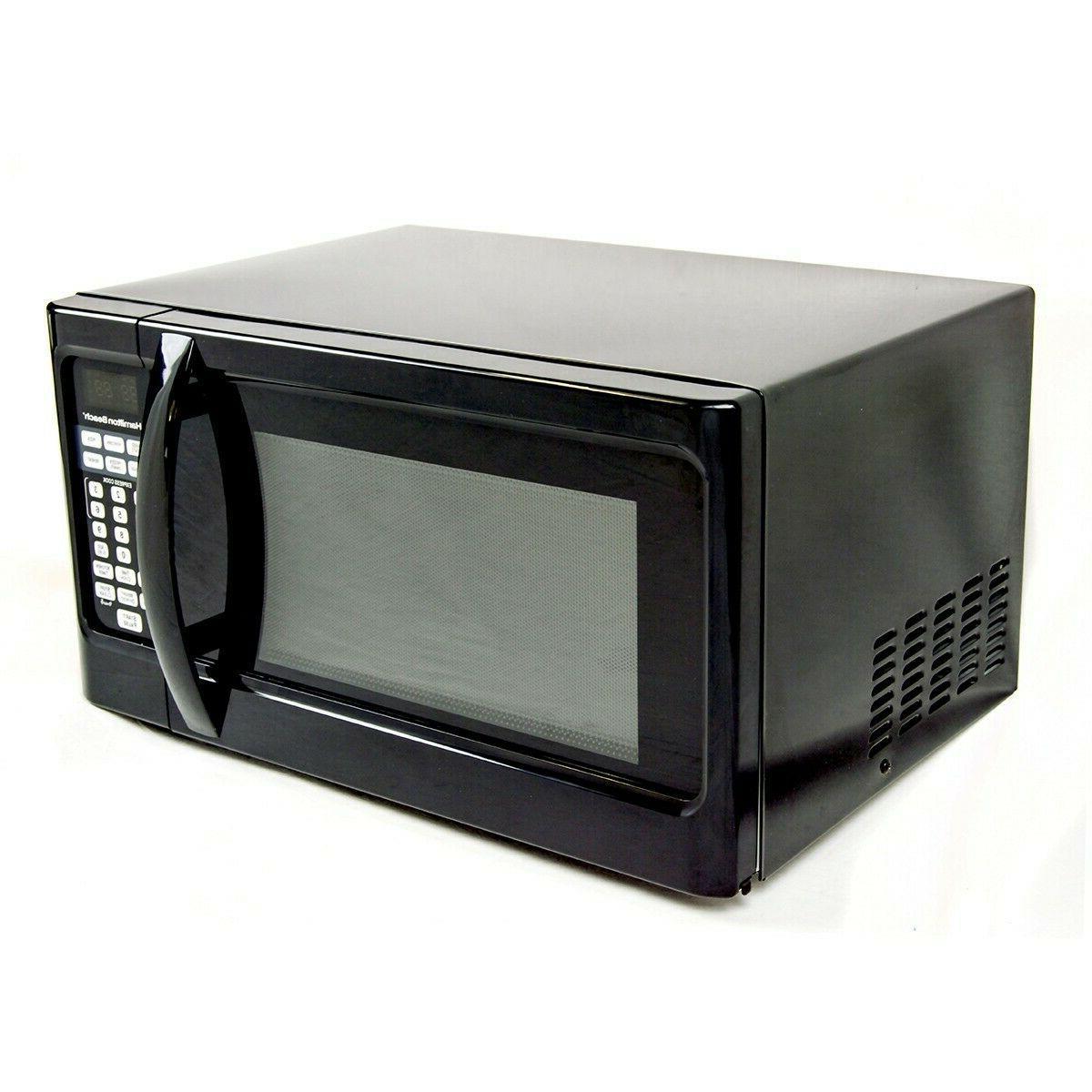Hamilton Beach Ft Microwave Oven, Watt,Black