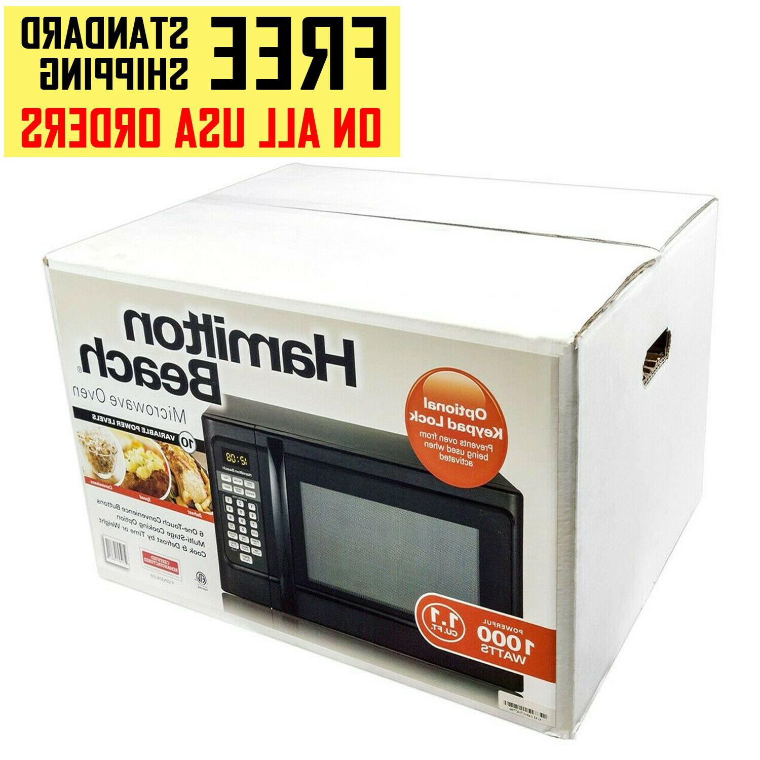 1 1 cu ft microwave oven 1000