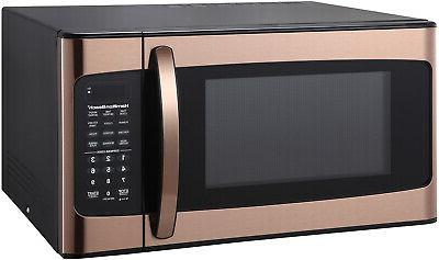 Ft. Microwave Oven,