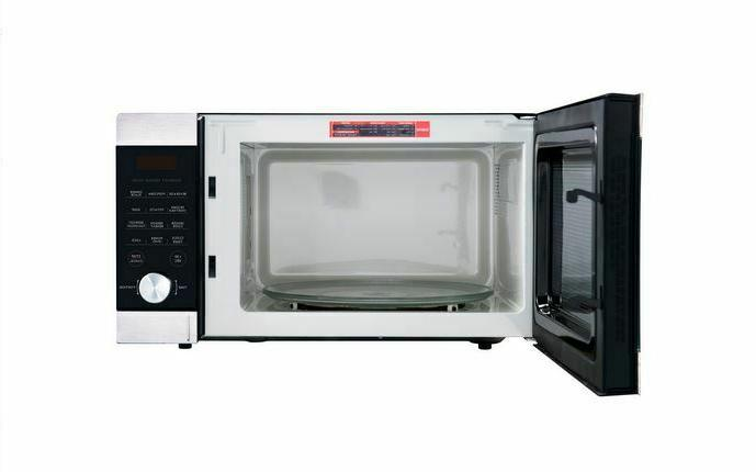1.1 Cu Ft Stainless Steel Kitchen Counter Top Digital Microwave Oven 1000