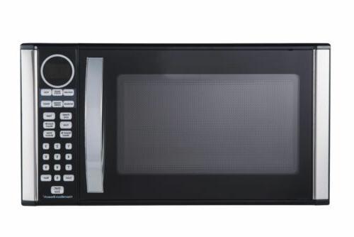 Hamilton 1.3-cu. Microwave Black