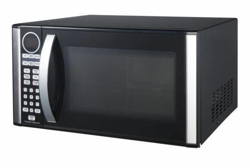 Hamilton 1.3-cu. ft. Microwave Black