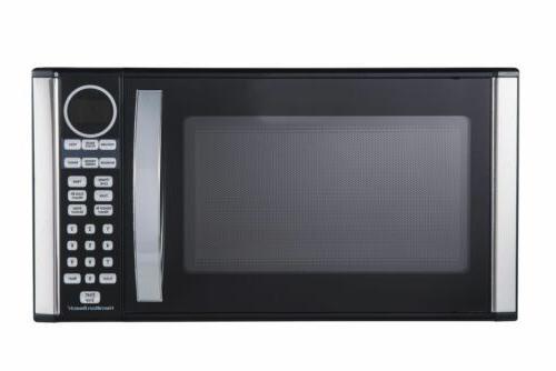 Hamilton Beach Microwave Oven Black