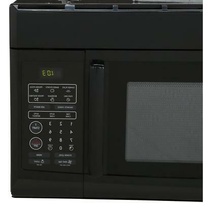 Magic 1.6 ft. Over Microwave in