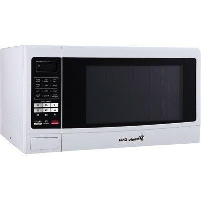Magic 1.6 Countertop Microwave White