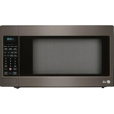 LG 1200W Microwave Oven in Black