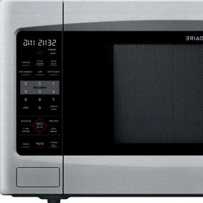 Frigidaire 2.2 Cu. Ft. 1200 Countertop Microwave Oven Level