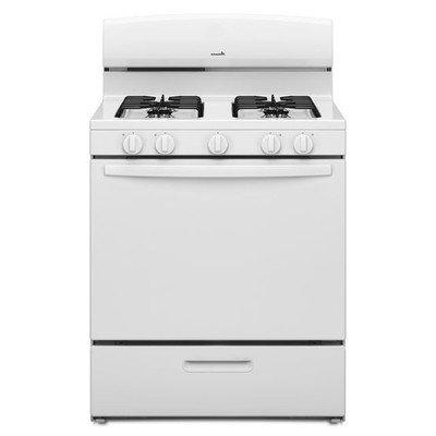 AMANA AGR4230BAW 5.1 cu. ft. Single Oven Free-Standing Gas R