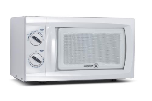 Commercial Chef Counter Top Rotary Microwave Oven 0.6 Cubic