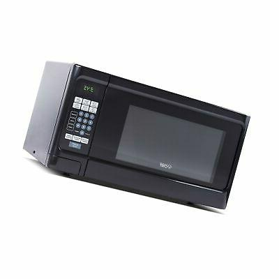 Countertop 1.1 Cubic Feet Microwave Oven, 1000 Watt, Stainle