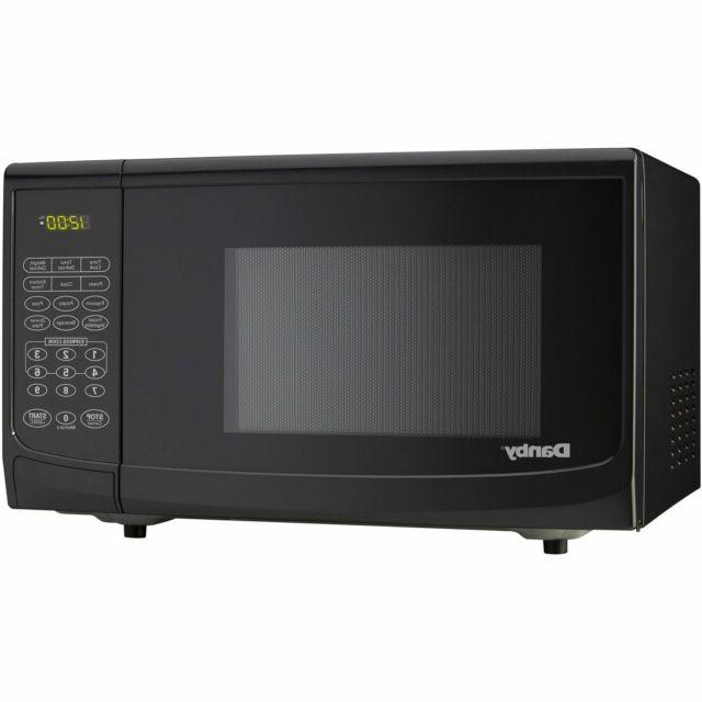Danby Dmw7700bldb 0 7 Cu Ft Microwave Oven