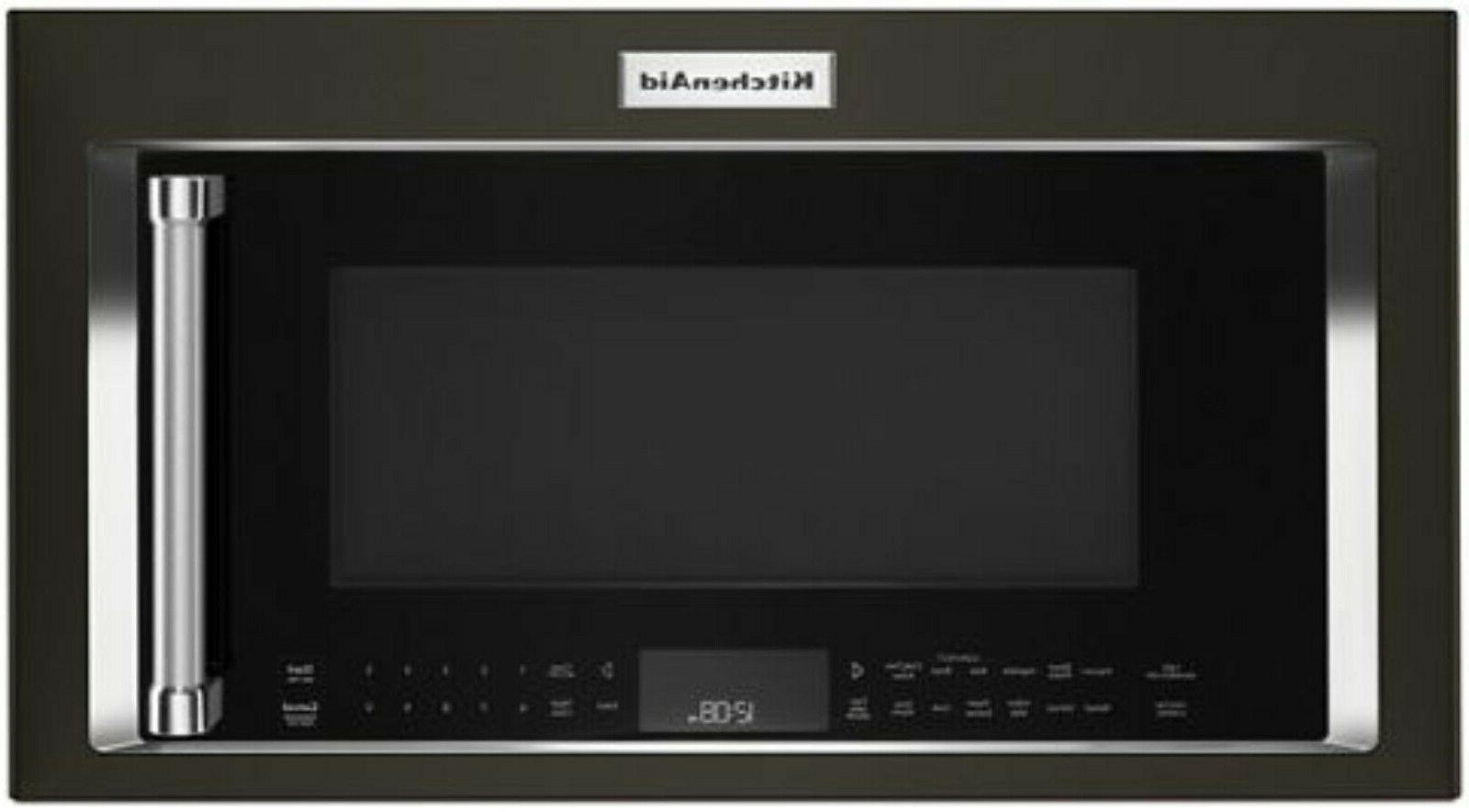 Cu Ft Convection Over The Range Microwave