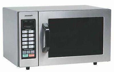 Panasonic Countertop Commercial Microwave Oven Ne 1054f