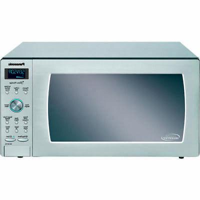 Panasonic Microwave Oven NN-SD975S Stainless Steel Counterto