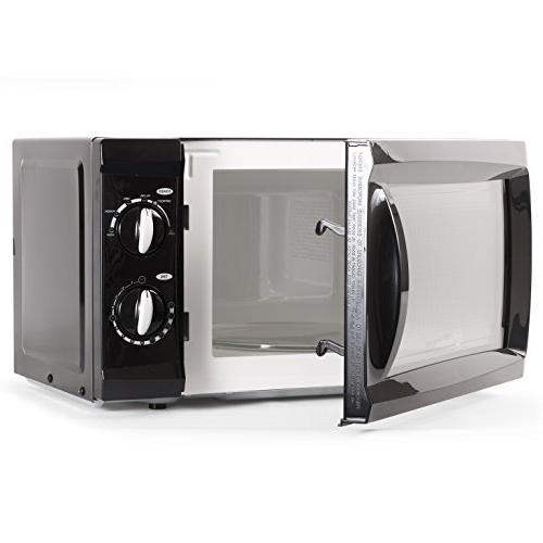 Westinghouse WCM660W Watt Counter Microwave 0.6 Feet, Black