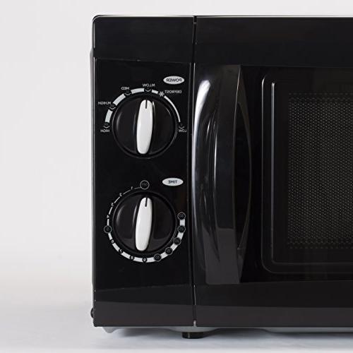 Westinghouse WCM660B WCM660W 600 Watt Counter Microwave Cubic Feet,