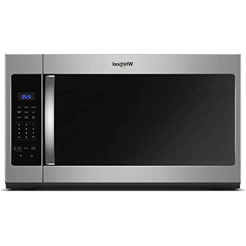 Whirlpool 30 in. W 1.7 cu. ft. Over the Range Microwave in F