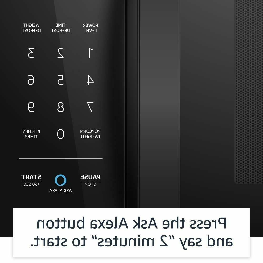 AmazonBasics Microwave, Cu. with