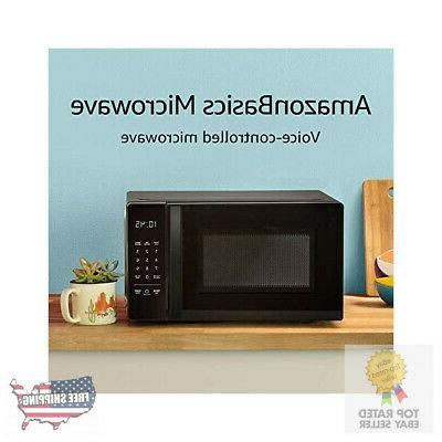 amazonbasics microwave small 0 7 cu ft