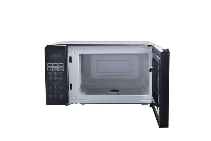 Black Digital Small Countertop Kitchen Appliance