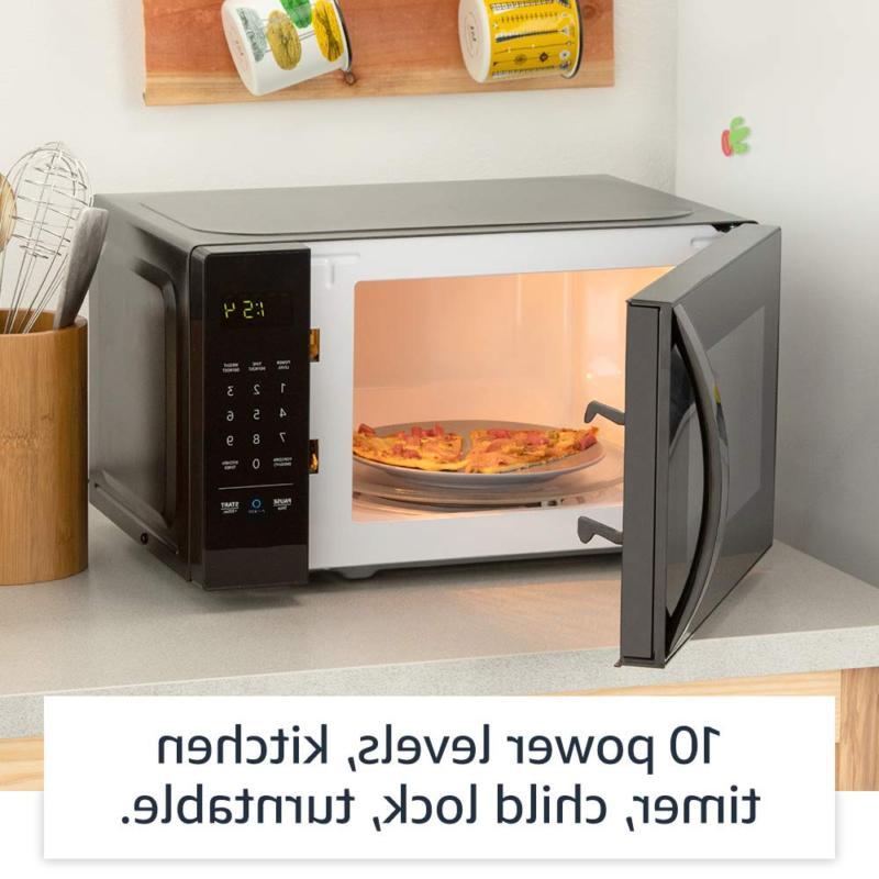 Brand New Microwave, 0.7 Cu. Ft, 700W, Works