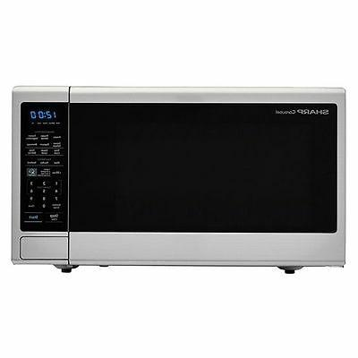 carousel countertop microwave oven