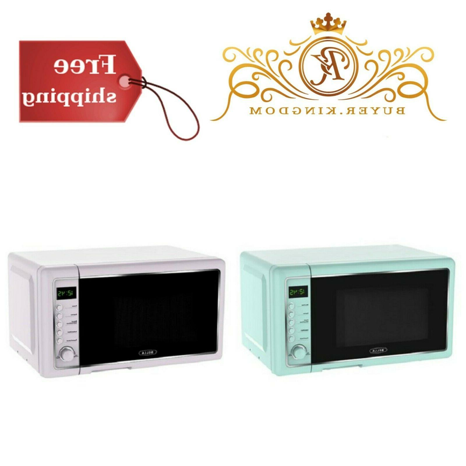 Compact Countertop Stylish Microwave Oven With Express Cook