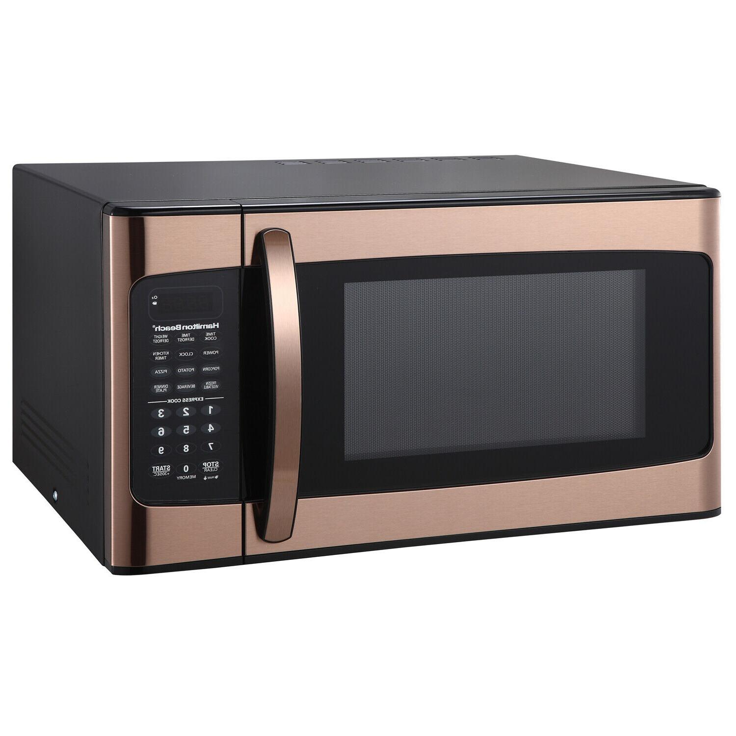 COPPER 1.1 Cu. Oven 1000W countertop cooking
