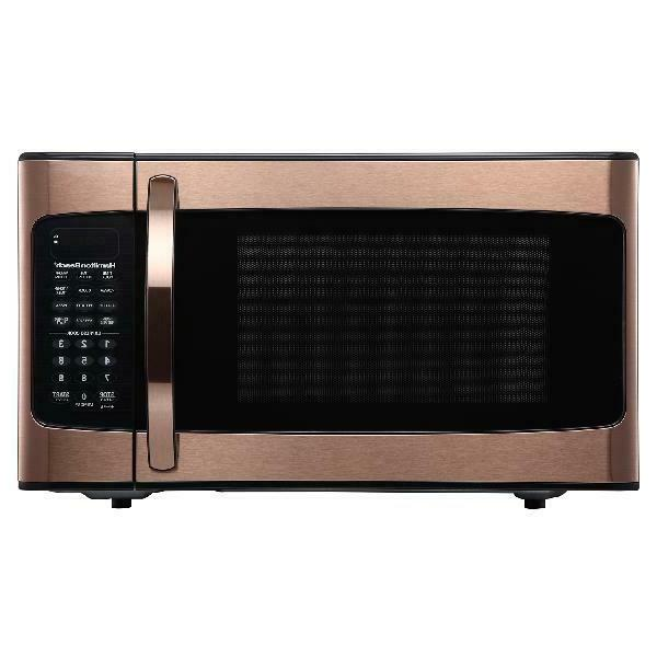 COPPER Hamilton Beach 1.1 Cu. Oven