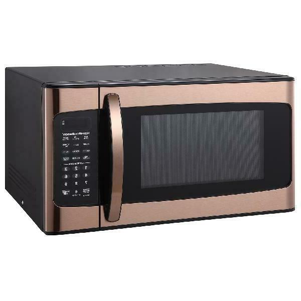 COPPER COLOR Hamilton Beach 1.1 Cu. Ft Oven 1000W