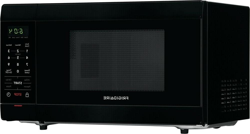 Frigidaire Counter Compact Led Digital Kitchen Microwave Black