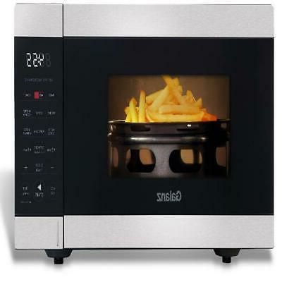 0 9 cu ft air fry microwave