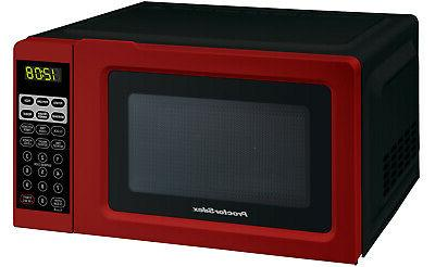 Countertop Kitchen Digital LED Microwave Oven 0.7 Cu ft 700W
