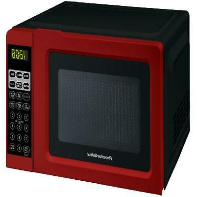 Digital Small Microwave 700W Black