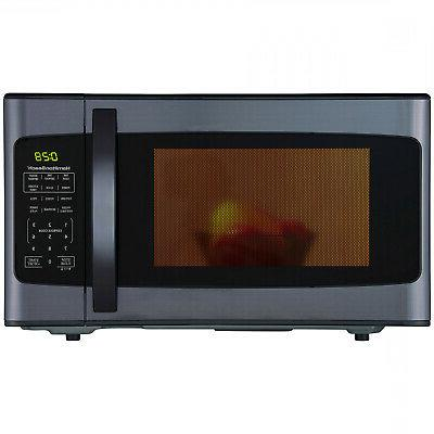 Countertop Digital Microwave 1.1 Cu New