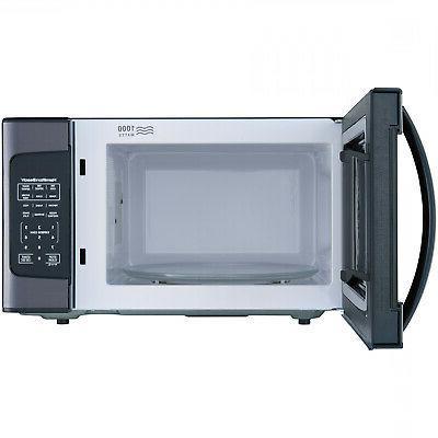 Countertop Kitchen Microwave Oven Hamilton 1.1 Cu New