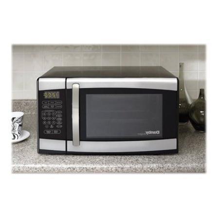 Danby 0.7-cu Microwave Steel